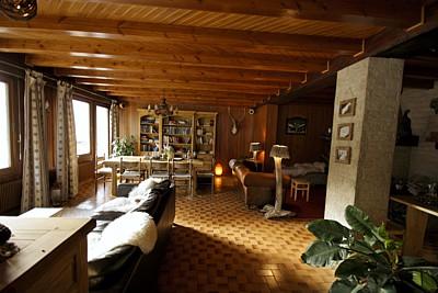 Hôtel Esprit Montagne - Salon