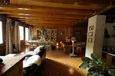 Hotel Esprit Montagne lounge