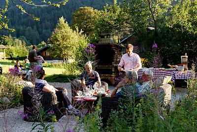 Hôtel Esprit Montagne - Jardin