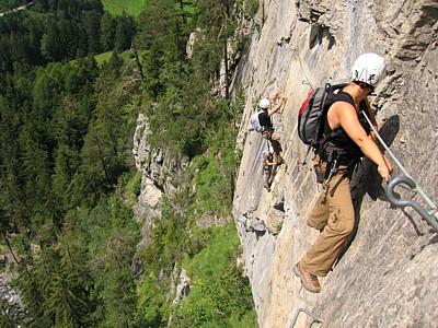 Hotel Esprit Montagne klimmen