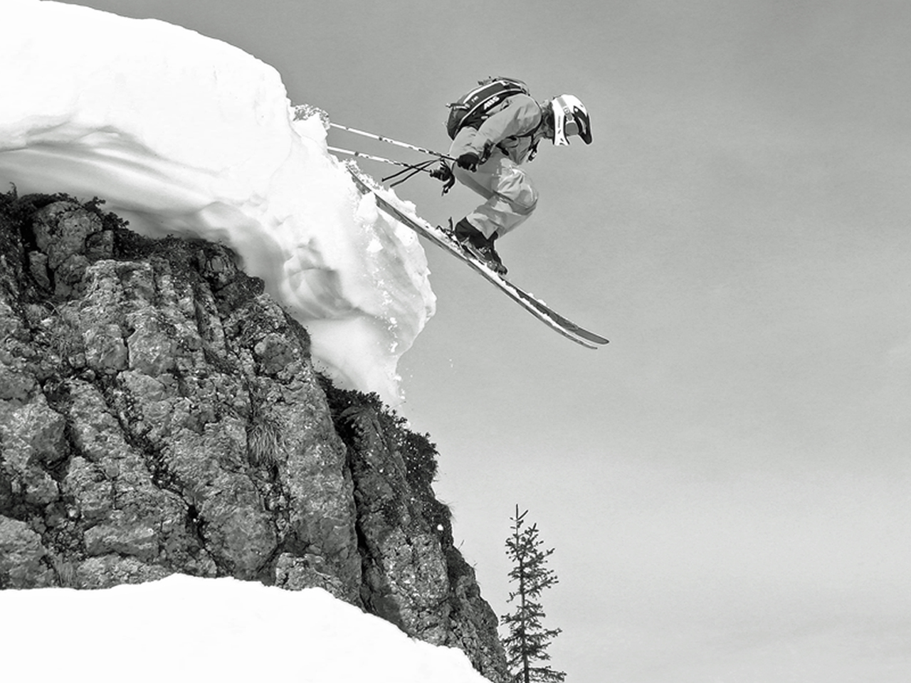 Activiteiten - Freeride jump