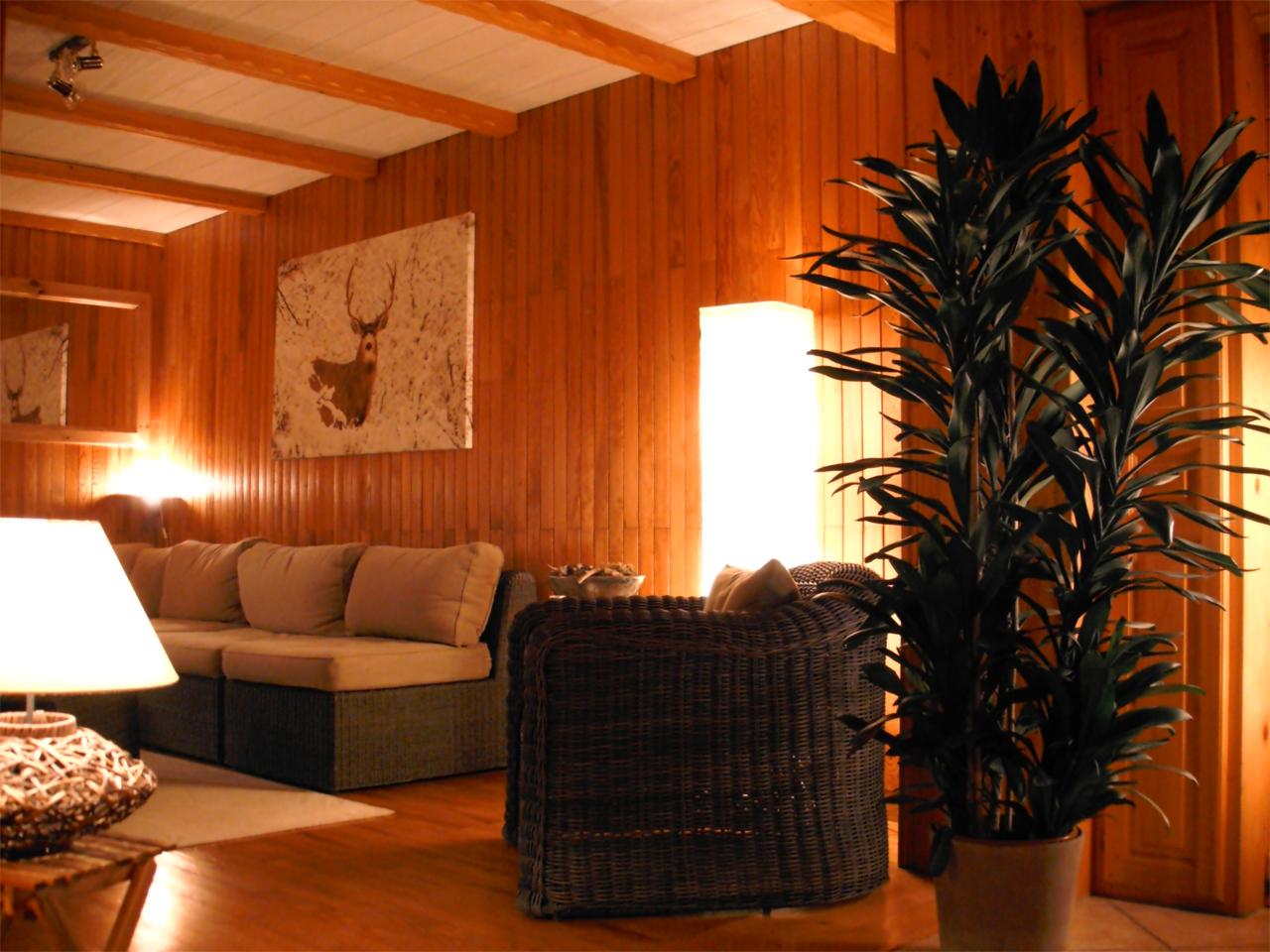 Hotel - Lounge beneden