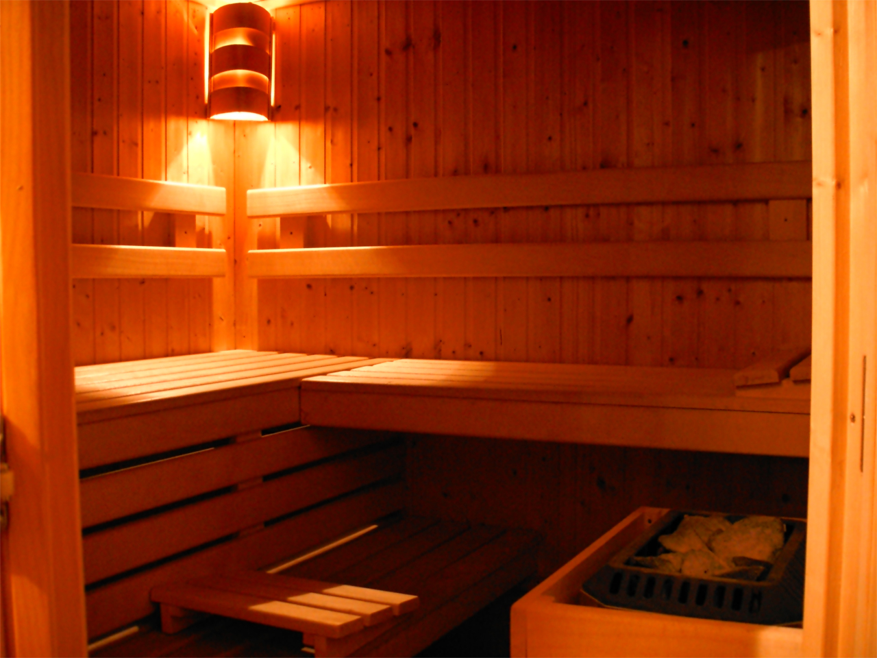 Hotel - Sauna