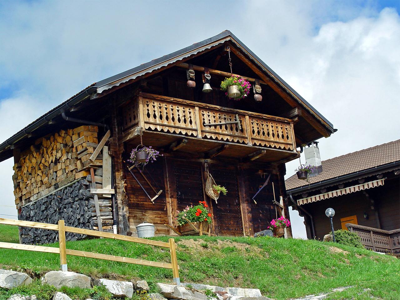 Omgeving - Alpenschuurtje