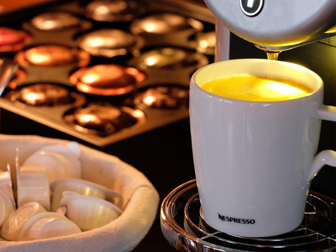 Ontbijt - Nespresso