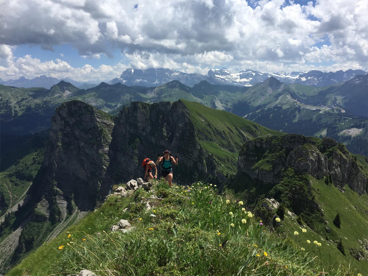 Trailrunning - Entre deux pertuis