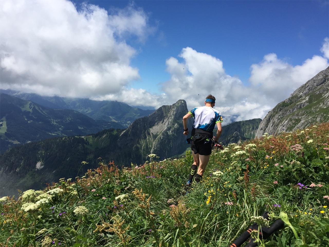 Trailrunning - Thomas bij Cornettes